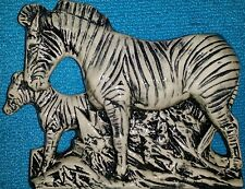 McCoy ZEBRA Planter **BEST One for Sale**  TOP 100 COLLECTOR'S PIECE!