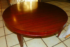 Mahogany Mid Century Formica Top Coffee Table by Mersman  (CT114)