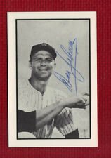 DON JOHNSON Autograph Auto Signed FORGOTTEN PLAYER 1947-1958 Yankess, Browns +
