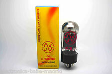 NEW JJ TESLA 6V6S VACUUM TUBE AMP TESTED - VÁLVULA DE VACIO - 6V6 POWER TUBE