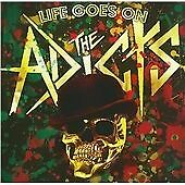 The Adicts-Life Goes On CD NEW