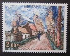 Maler Matisse Derain van Dongen Vlaminck Monaco 1980   4 Bilder