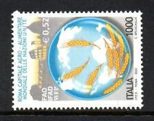 ITALY MNH 2000 SG2620 UNITED NATIONS WORLD FOOD PROGRAMME