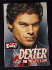 """Dexter The Third Season"" 3RD 3 Brand New (4 DVDs) SHOWTIME FACTORY SEALED"