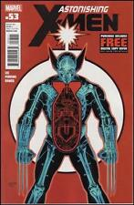 ASTONISHING X-MEN #53 MARVEL COMICS