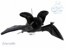 Flying Black Bat  Plush Soft Toy by Hansa  4793