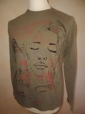 T.shirt manches longues DESIGUAL Taille M