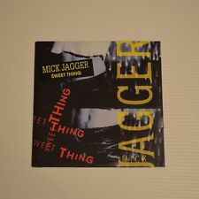 MICK JAGGER Sweet thing CDSingle 4 titres