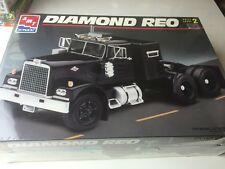 Amt ertl 1/25 8137 diamond reo truck neuf scellé vintage model kit