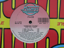 "FACE~FOREVER YOURS~MICMAC FREESTYLE ELECTRO CLASSIC 12"" *NEAR MINT ORIGINAL*"