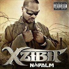 Napalm [PA] - Xzibit (CD, Oct-2012, Open Bar)