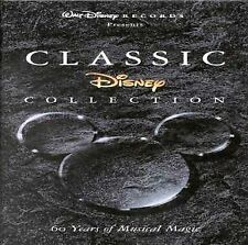 Classic Disney Collection: 60 Years Of Musical Magic Includes Lyrics)
