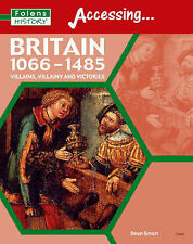 Secondary Accessing: History 1066-1485 Student Bk (11-14): Student Book Smart, D