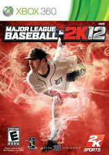 Major League Baseball 2K12 - Xbox 360 Game