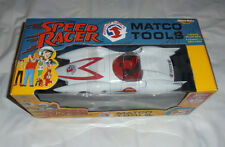 ERTL AMERICAN MUSCLE SPEED RACER MACH 5 1/ 18 SCALE DIE CAST METAL CAR NIB