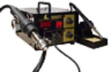 1 LDB SMD REWORK SOLDER/DESOLDER STATION HOT AIR, TEMP DISPLAY 110V 852D