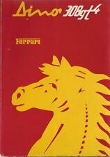 FERRARI DINO 308 GT4 Instruction book 1978 notice d´entretien manutenzione BA