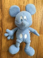 Disney Mickey Mouse Fleece Baby Blue Uniqlo Plush Toy [LP2]