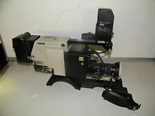 Vintage Sony DXC 1800 Color Video Camera