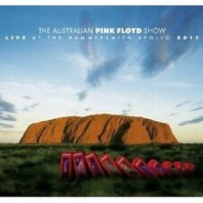 THE AUSTRALIAN PINK FLOYD SHOW -2011-LIVE FROM THE HAMMERSMITH APOLLO 2 CD NEW+