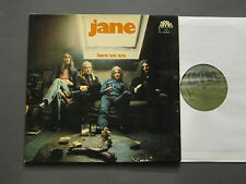 Jane ‎– Here We Are  Green Brain ‎Metronome   LP