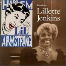 Music Of Lil Hardin Armstrong - Jenkins,Lillette (1994, CD NEUF)