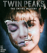 Twin Peaks: The Entire Mystery (Blu-ray Disc, 2014, 10-Disc Set)