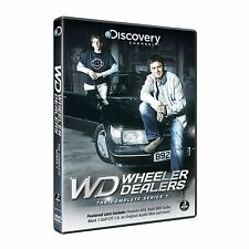 Wheeler Dealers - Series 1 - Complete (DVD, 2013, 3-Disc Set)