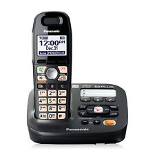 Panasonic KX-TG6591T 1.9GHz DECT 6.0 Expandable Wall Mountable Cordless Phone