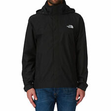 Mens The NORTH FACE SANGRO dryvent Negro Impermeable Chaqueta de Abrigo De Invierno Uk Tamaño L