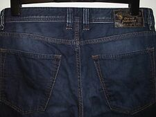 Diesel larkee-relaxed comfort-straight fit jeans wash 0818N W32 L30 (a2332)
