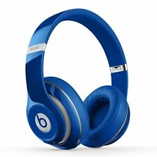 New Beats By Dre Studio 2.0 Over-Ear Wired Noise Cancelling Headphones Blue