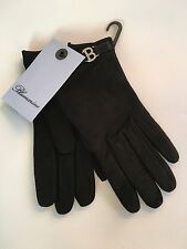 BLUMARINE SUEDE GLOVES size: 7  New with tags!! Great Gift!!!