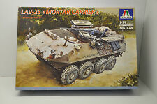 "CHAR LAV-25 ""MORTAR CARRIER"" ITALERI 1/35"