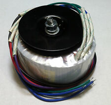 DIY HiFi Toroidal Power Transformer 400VA 15V x2 / 30V CT p/n AS-4215