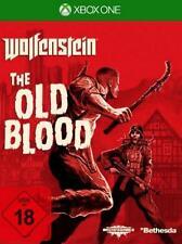 Xbox One  Wolfenstein The Old Blood Sehr guter Zustand