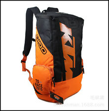 RACING KTM BAG MOCHILA KTM.MOTORCYCLE ENDURO CROSS.LEER BIEN / READ CAREFULLY