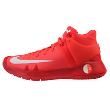 Nike KD Trey 5 IV Mens 844571-616 Crimson Red Durant Basketball Shoes Size 10