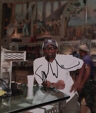 Spike Lee Signed 10x8 Photo - US Director