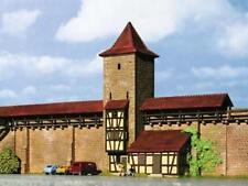 Kibri 37108 NEW N DEFENCE TOWER WITH CITY WALLS IN ROTHENBURG