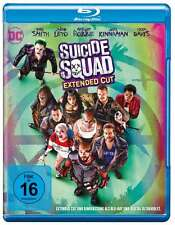 Suicide Squad - Extended Edition - Action - Blu Ray - Vorbestellung - Neu & OVP