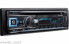 ALPINE CDE-163BT CD/MP3/USB/IPOD/IPHONE/ BLUETOOH RECEIVER