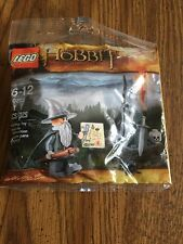 LEGO 30213 The Hobbit GANDALF Lonely Mountain Mini Set New Sealed Bag Polybag