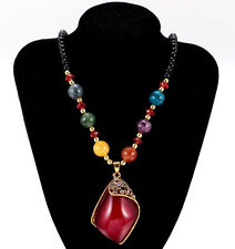 Women's Vintage Fashion Jewelry Hot Charm Crystal Pendant Necklace NEW A1