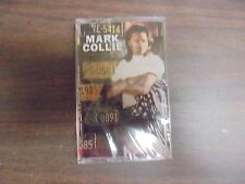 "NEW SEALED ""Mark Collie"" Tennessee Plates   Cassette Tape (G)"