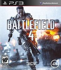Battlefield 4 PS3 Video Game Playstation 3
