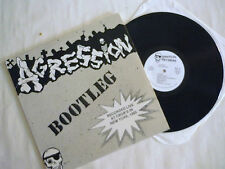 Agression‎–LP-Bootleg Live 85 CBGB'S-(DRI,Poison Idea,Bad Brains,Bad Religion
