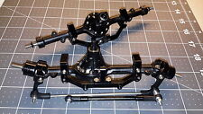 Axle set 1/10 rear & front w/ mounts for links for D90/110 custom rc4wd projects
