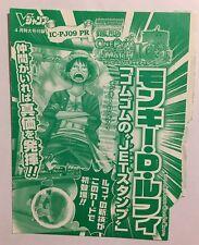 One Piece OnePy Berry Match IC Promo IC-PJ09