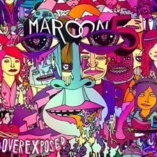 MAROON 5- Overexposed(2012)-Payphone, One More Night-New And Sealed